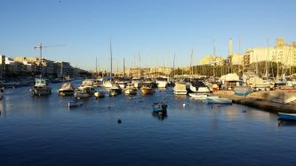 The islands are surrounded by beautiful marinas and harbours